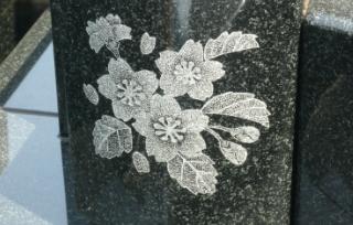 オリジナル彫刻墓石